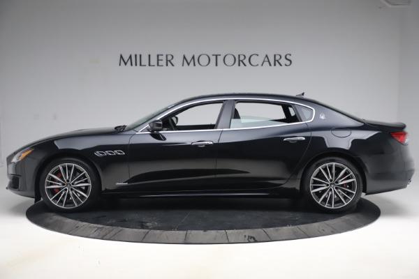 New 2021 Maserati Quattroporte S Q4 GranSport for sale $129,185 at Bentley Greenwich in Greenwich CT 06830 3