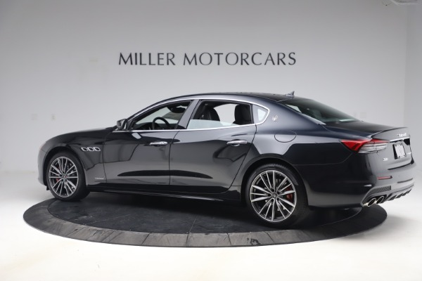 New 2021 Maserati Quattroporte S Q4 GranSport for sale $129,185 at Bentley Greenwich in Greenwich CT 06830 4