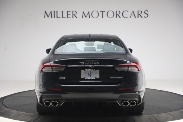 New 2021 Maserati Quattroporte S Q4 GranSport for sale $129,185 at Bentley Greenwich in Greenwich CT 06830 6