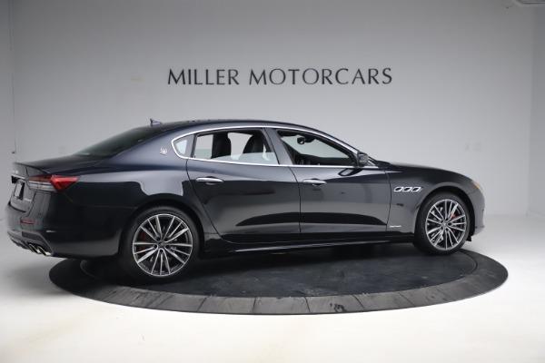New 2021 Maserati Quattroporte S Q4 GranSport for sale $129,185 at Bentley Greenwich in Greenwich CT 06830 8