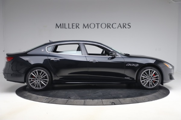 New 2021 Maserati Quattroporte S Q4 GranSport for sale $129,185 at Bentley Greenwich in Greenwich CT 06830 9