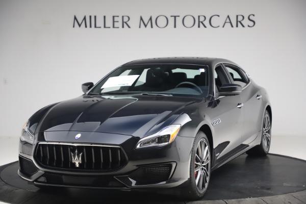 New 2021 Maserati Quattroporte S Q4 GranSport for sale $129,185 at Bentley Greenwich in Greenwich CT 06830 1