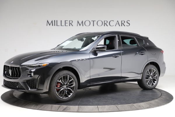 New 2021 Maserati Levante Q4 GranSport for sale $92,485 at Bentley Greenwich in Greenwich CT 06830 2