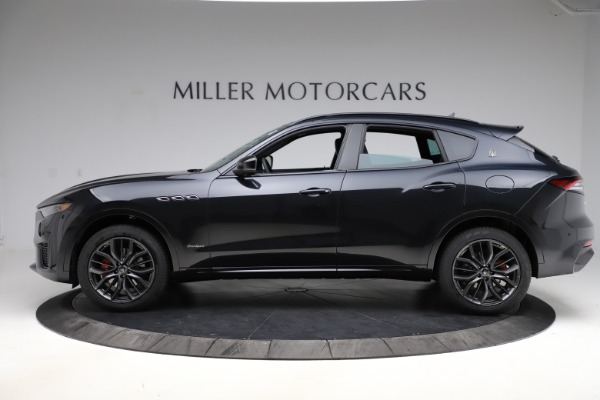 New 2021 Maserati Levante Q4 GranSport for sale $92,485 at Bentley Greenwich in Greenwich CT 06830 3