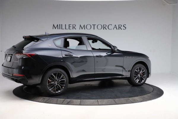 New 2021 Maserati Levante Q4 GranSport for sale $92,485 at Bentley Greenwich in Greenwich CT 06830 8