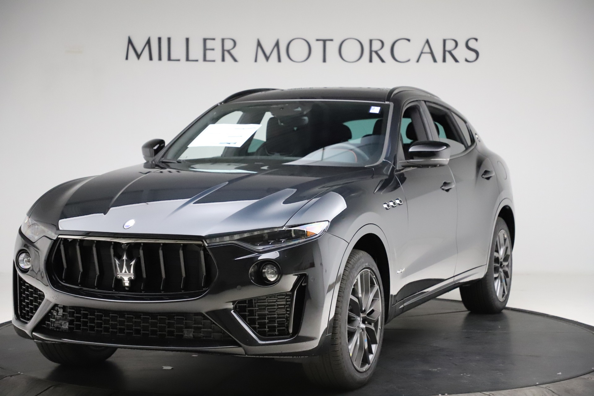 New 2021 Maserati Levante Q4 GranSport for sale $92,485 at Bentley Greenwich in Greenwich CT 06830 1