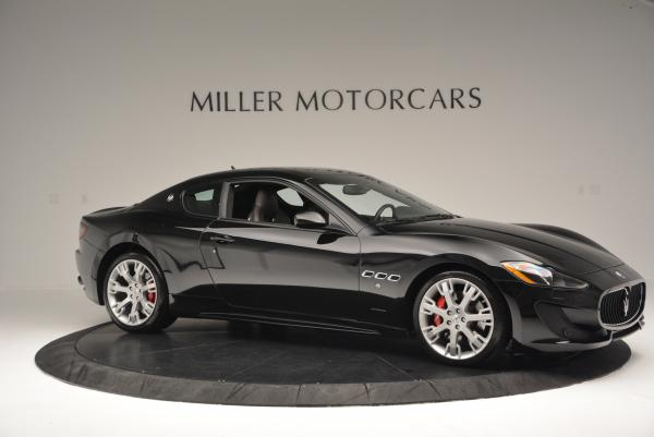 Used 2013 Maserati GranTurismo Sport for sale Sold at Bentley Greenwich in Greenwich CT 06830 10
