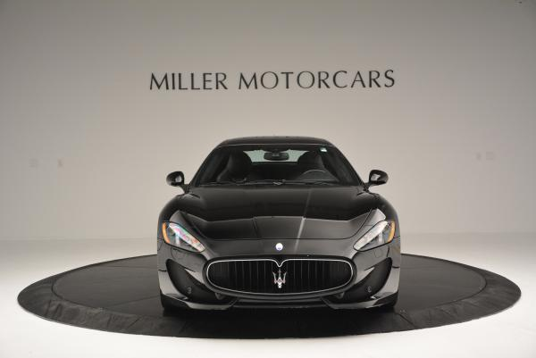 Used 2013 Maserati GranTurismo Sport for sale Sold at Bentley Greenwich in Greenwich CT 06830 12