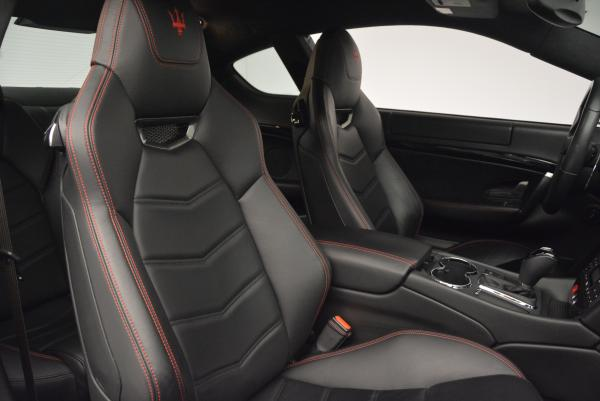 Used 2013 Maserati GranTurismo Sport for sale Sold at Bentley Greenwich in Greenwich CT 06830 19