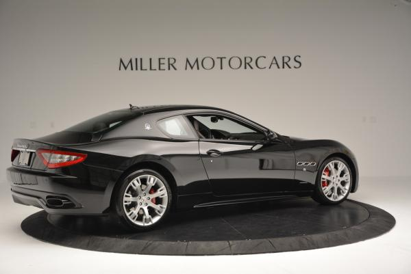 Used 2013 Maserati GranTurismo Sport for sale Sold at Bentley Greenwich in Greenwich CT 06830 8