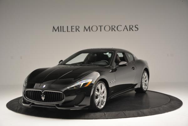 Used 2013 Maserati GranTurismo Sport for sale Sold at Bentley Greenwich in Greenwich CT 06830 1
