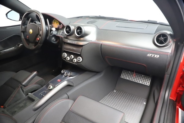 Used 2011 Ferrari 599 GTO for sale Sold at Bentley Greenwich in Greenwich CT 06830 17
