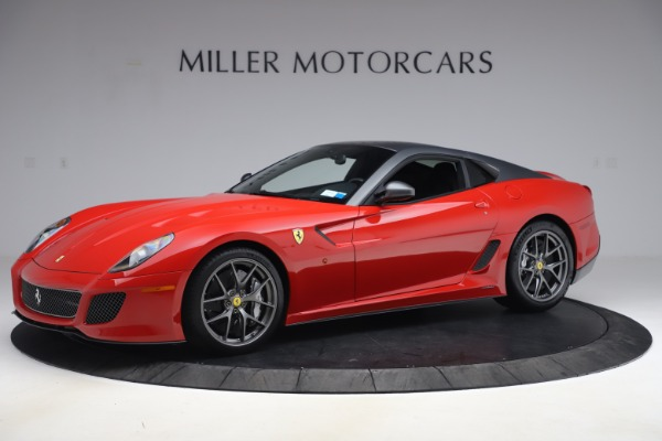 Used 2011 Ferrari 599 GTO for sale Sold at Bentley Greenwich in Greenwich CT 06830 2