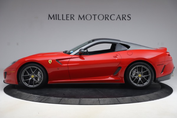 Used 2011 Ferrari 599 GTO for sale Sold at Bentley Greenwich in Greenwich CT 06830 3