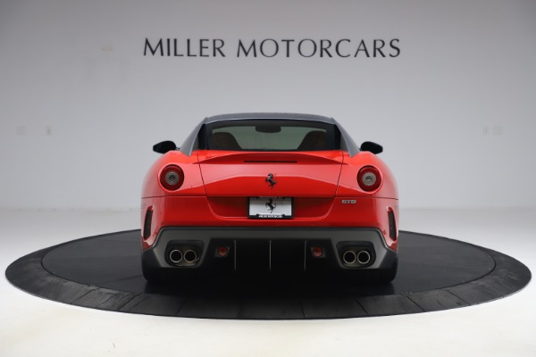 Used 2011 Ferrari 599 GTO for sale Sold at Bentley Greenwich in Greenwich CT 06830 6