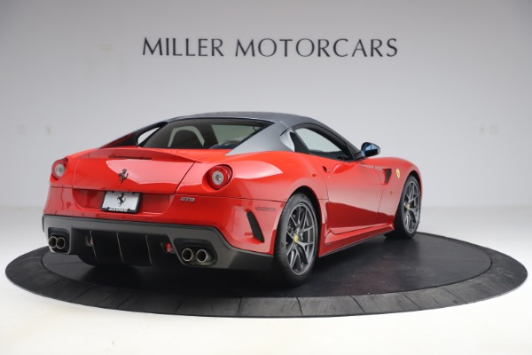 Used 2011 Ferrari 599 GTO for sale Sold at Bentley Greenwich in Greenwich CT 06830 7