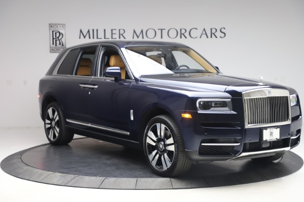 Used 2019 Rolls-Royce Cullinan for sale Sold at Bentley Greenwich in Greenwich CT 06830 12