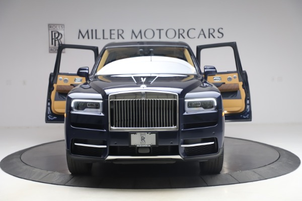 Used 2019 Rolls-Royce Cullinan for sale Sold at Bentley Greenwich in Greenwich CT 06830 13