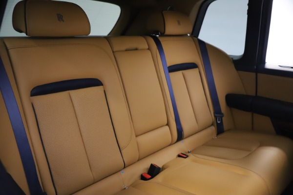 Used 2019 Rolls-Royce Cullinan for sale Sold at Bentley Greenwich in Greenwich CT 06830 18