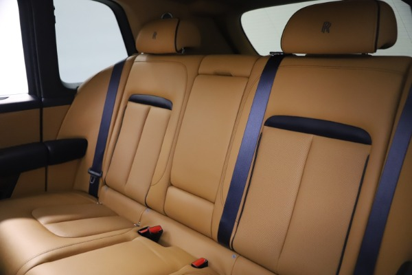 Used 2019 Rolls-Royce Cullinan for sale Sold at Bentley Greenwich in Greenwich CT 06830 19