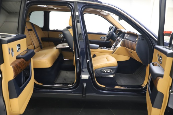 Used 2019 Rolls-Royce Cullinan for sale Sold at Bentley Greenwich in Greenwich CT 06830 22