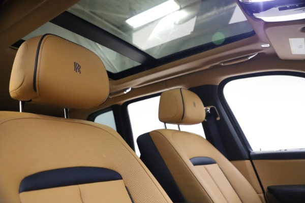 Used 2019 Rolls-Royce Cullinan for sale Sold at Bentley Greenwich in Greenwich CT 06830 23