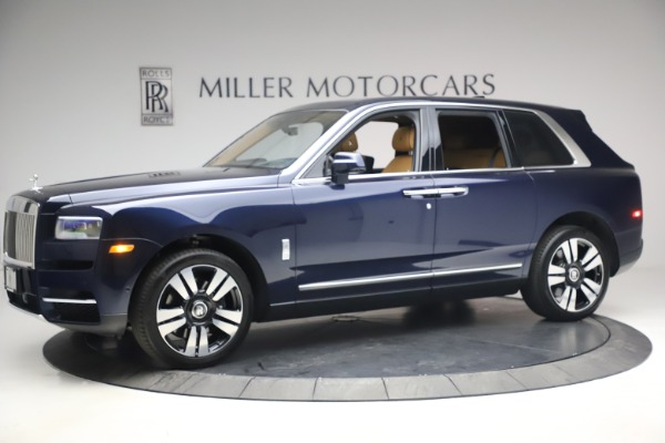 Used 2019 Rolls-Royce Cullinan for sale Sold at Bentley Greenwich in Greenwich CT 06830 3