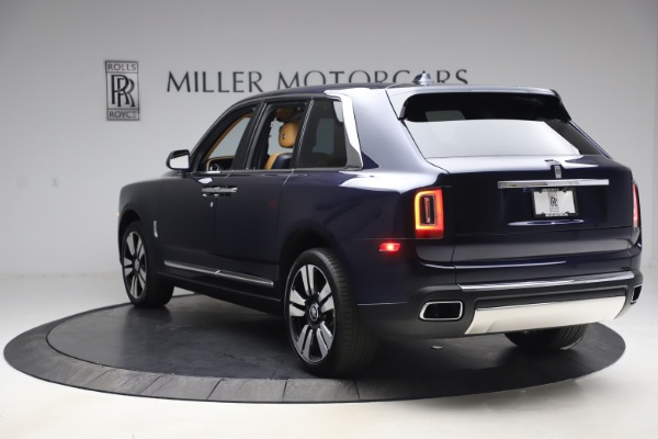 Used 2019 Rolls-Royce Cullinan for sale Sold at Bentley Greenwich in Greenwich CT 06830 6
