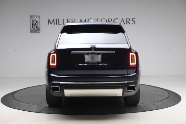 Used 2019 Rolls-Royce Cullinan for sale Sold at Bentley Greenwich in Greenwich CT 06830 7