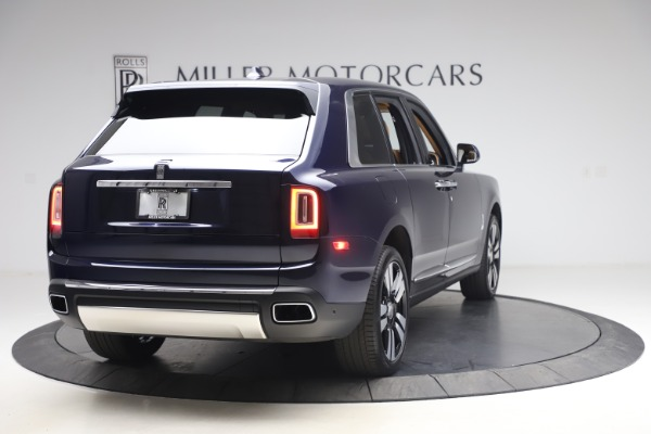 Used 2019 Rolls-Royce Cullinan for sale Sold at Bentley Greenwich in Greenwich CT 06830 8