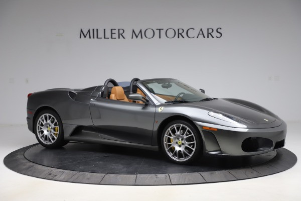Used 2006 Ferrari F430 Spider for sale $249,900 at Bentley Greenwich in Greenwich CT 06830 10