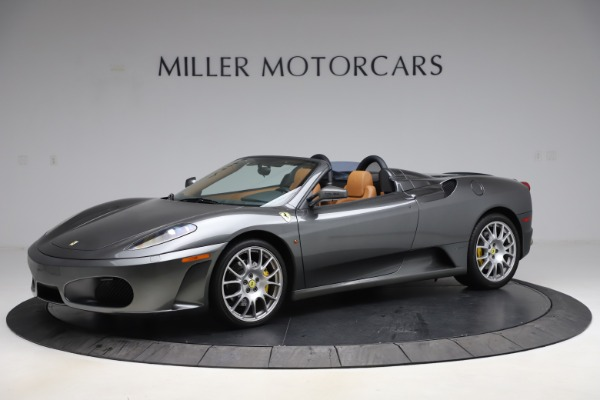 Used 2006 Ferrari F430 Spider for sale $249,900 at Bentley Greenwich in Greenwich CT 06830 2