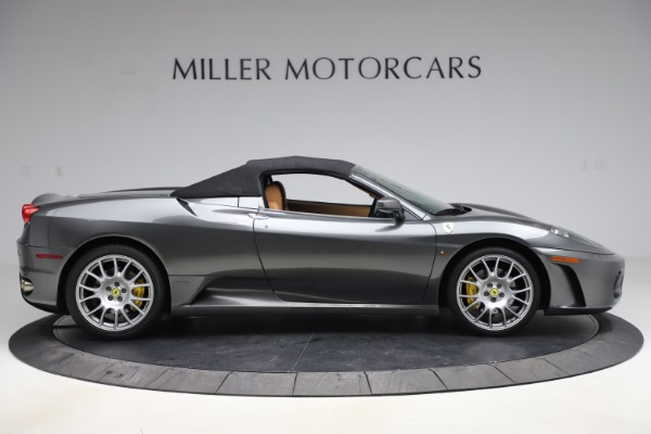 Used 2006 Ferrari F430 Spider for sale $249,900 at Bentley Greenwich in Greenwich CT 06830 21