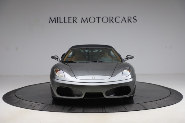 Used 2006 Ferrari F430 Spider for sale $249,900 at Bentley Greenwich in Greenwich CT 06830 24