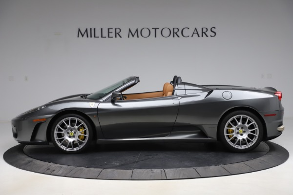 Used 2006 Ferrari F430 Spider for sale $249,900 at Bentley Greenwich in Greenwich CT 06830 3