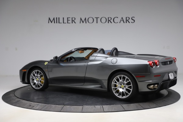 Used 2006 Ferrari F430 Spider for sale $249,900 at Bentley Greenwich in Greenwich CT 06830 4