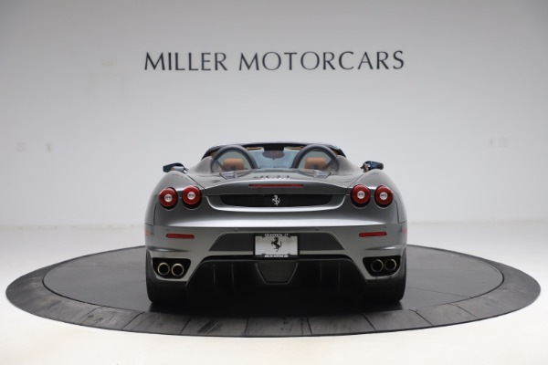 Used 2006 Ferrari F430 Spider for sale $249,900 at Bentley Greenwich in Greenwich CT 06830 6