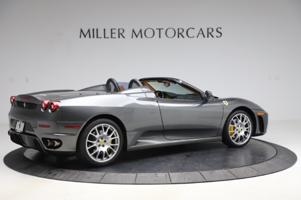 Used 2006 Ferrari F430 Spider for sale $249,900 at Bentley Greenwich in Greenwich CT 06830 8