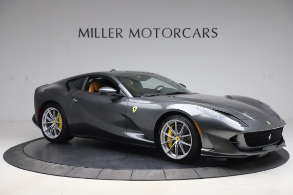 Used 2020 Ferrari 812 Superfast for sale Call for price at Bentley Greenwich in Greenwich CT 06830 10