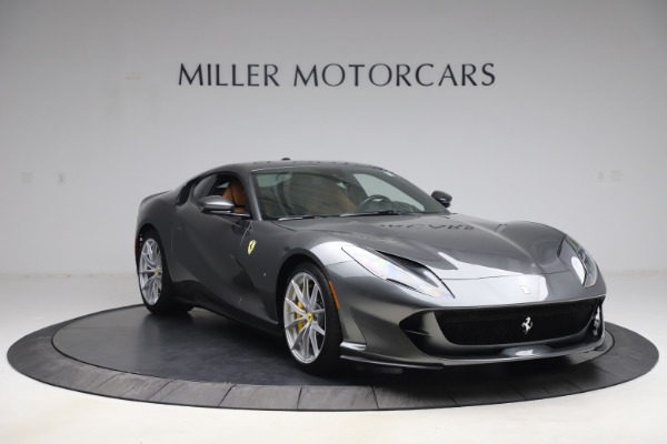 Used 2020 Ferrari 812 Superfast for sale Call for price at Bentley Greenwich in Greenwich CT 06830 11