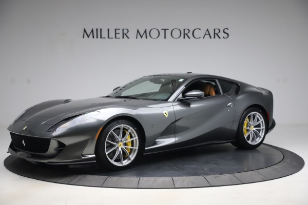 Used 2020 Ferrari 812 Superfast for sale Call for price at Bentley Greenwich in Greenwich CT 06830 2