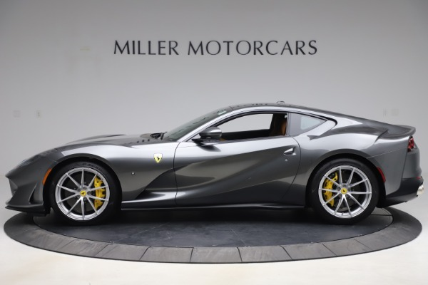 Used 2020 Ferrari 812 Superfast for sale Call for price at Bentley Greenwich in Greenwich CT 06830 3