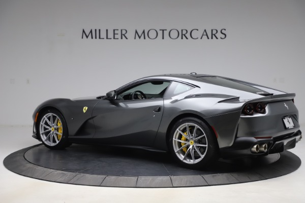 Used 2020 Ferrari 812 Superfast for sale Call for price at Bentley Greenwich in Greenwich CT 06830 4