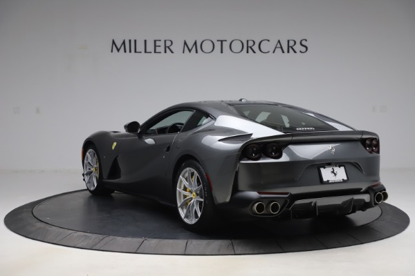 Used 2020 Ferrari 812 Superfast for sale Call for price at Bentley Greenwich in Greenwich CT 06830 5