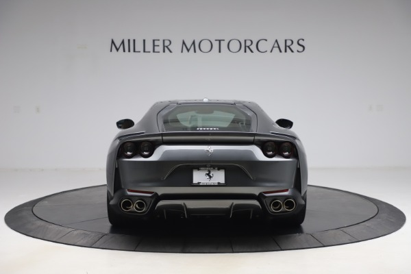 Used 2020 Ferrari 812 Superfast for sale Call for price at Bentley Greenwich in Greenwich CT 06830 6