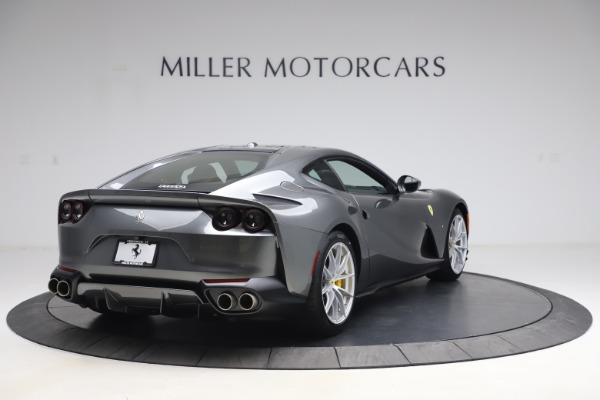 Used 2020 Ferrari 812 Superfast for sale Call for price at Bentley Greenwich in Greenwich CT 06830 7