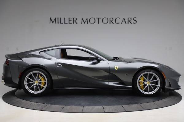Used 2020 Ferrari 812 Superfast for sale Call for price at Bentley Greenwich in Greenwich CT 06830 9