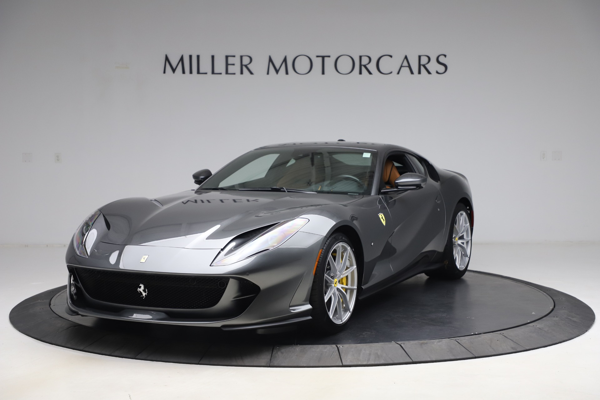 Used 2020 Ferrari 812 Superfast for sale Call for price at Bentley Greenwich in Greenwich CT 06830 1