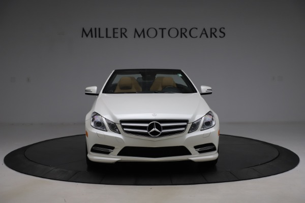 Used 2012 Mercedes-Benz E-Class E 550 for sale $29,990 at Bentley Greenwich in Greenwich CT 06830 10