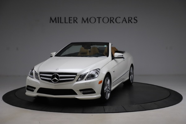 Used 2012 Mercedes-Benz E-Class E 550 for sale $29,990 at Bentley Greenwich in Greenwich CT 06830 11